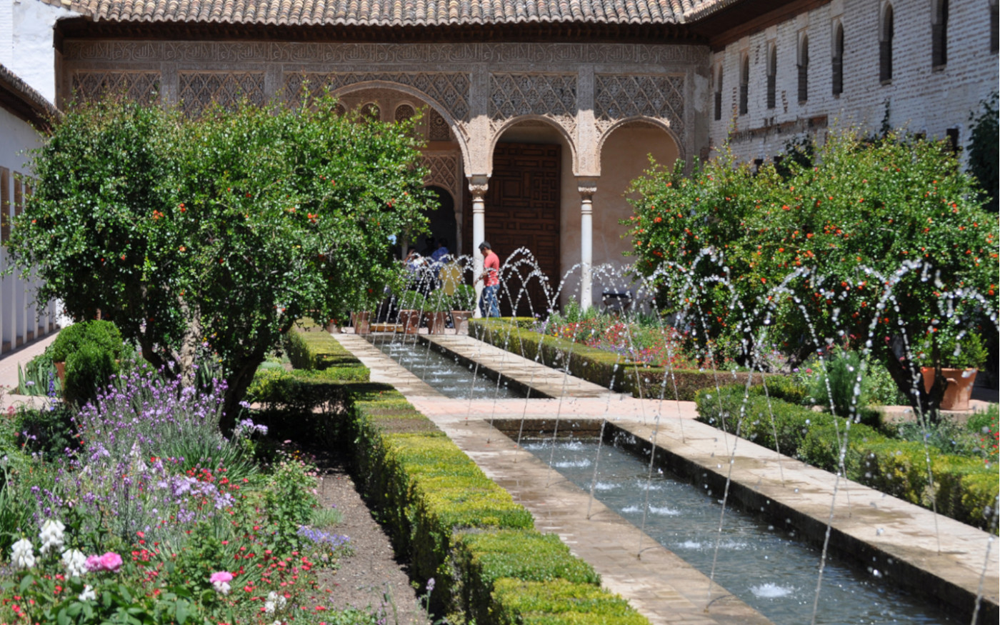 alhambra_gardenshuerta_pequena_self catering_holiday_accommodation_Montefrio_www.rural-andalucia.com
