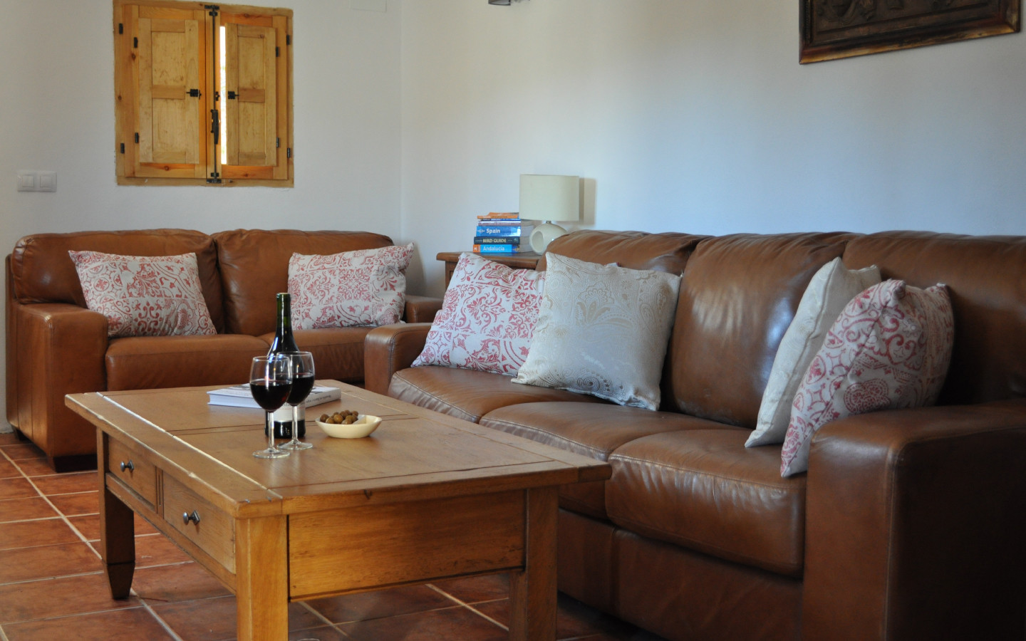 living_room_huerta_pequena_self catering_holiday_accommodation_Montefrio_www.rural-andalucia.com