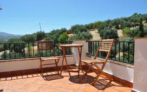 mastersuite_sun_terrace_pequena_holiday_accomodation_Montefrio_Granada